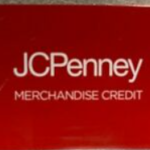 JCPenney Gift Card Guide : Step By Step